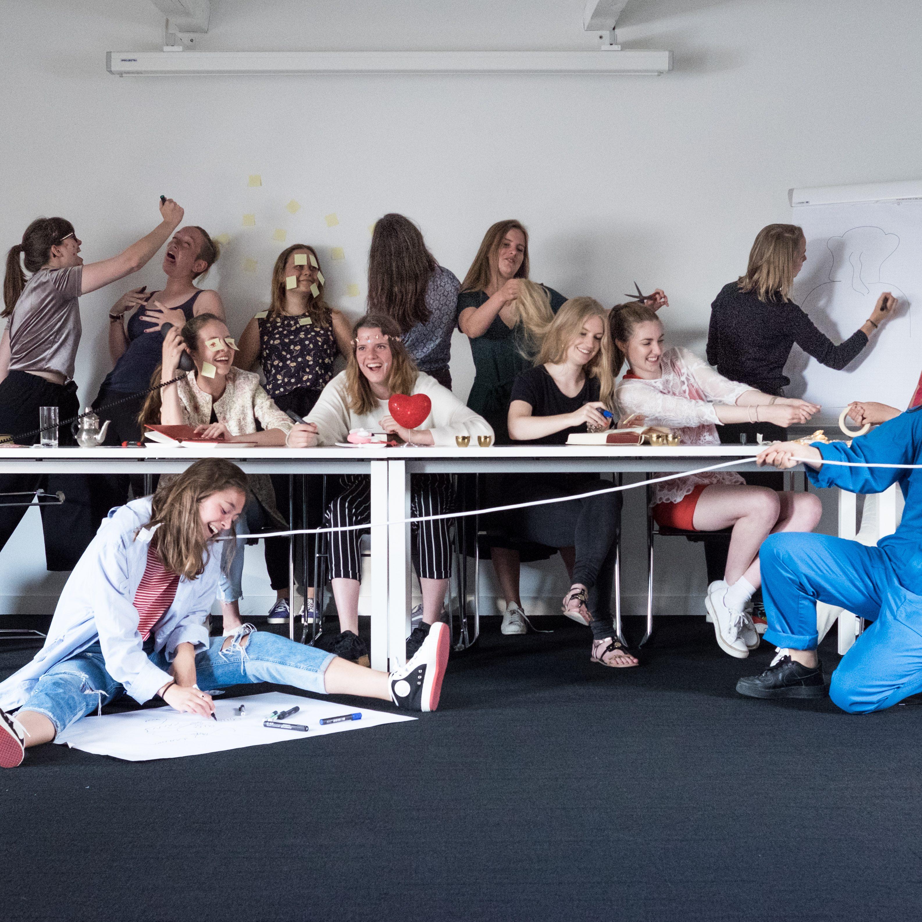 belgian advertising school